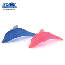 Dolphin Shaped Car Perfume Hanging Plastic Scent Car Air Freshener