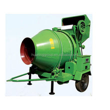 Professional Construction Electric Small Scale Cement Mixer for sale