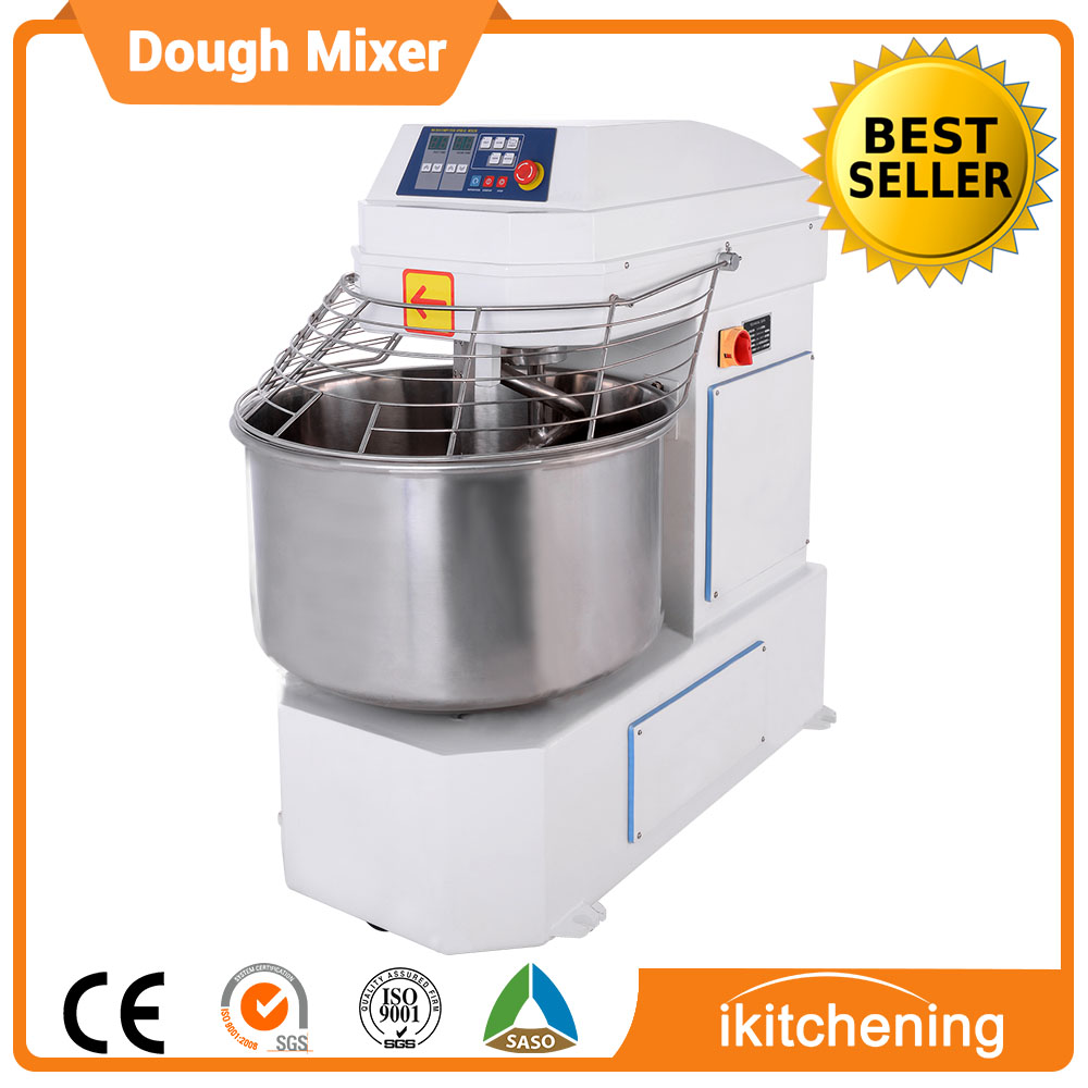 Most Popular Bakery Mixer Spiral Dough Mixer