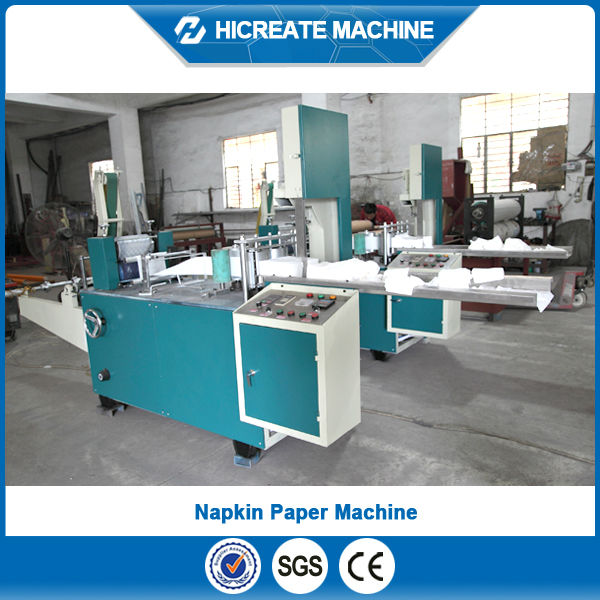 Full Automatic Serviette folding machine