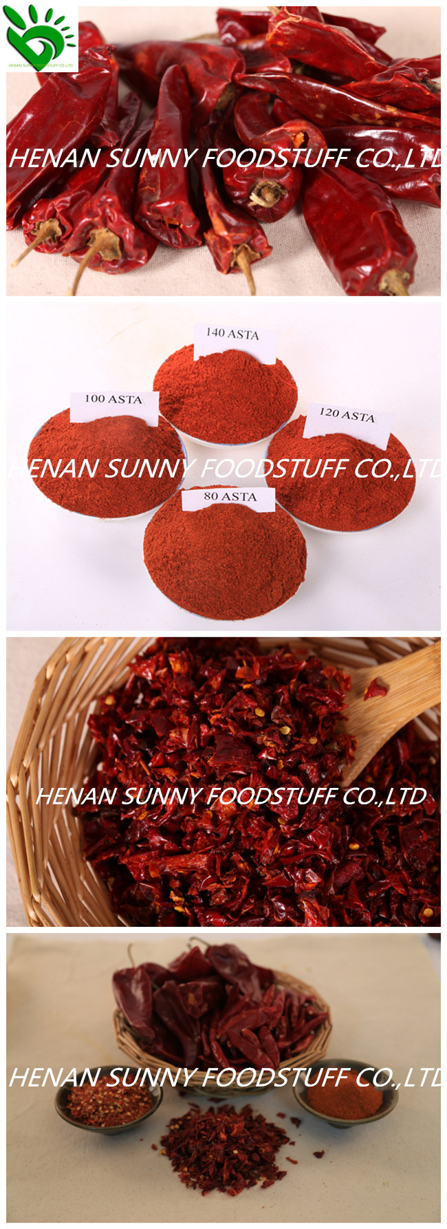 Factory Supply Certificated Small Red Chili