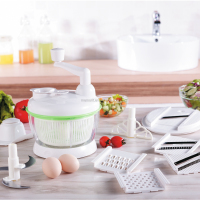 hot seling kitchen tools vegetable fruit meat egg Swift Chopper
