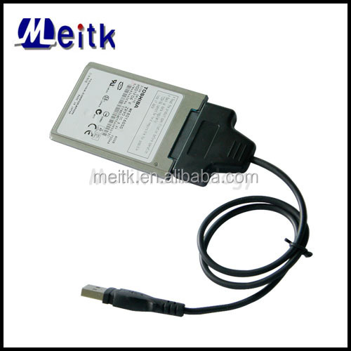 USB 2.0 to 22pin SATA Converter Cable Adapter