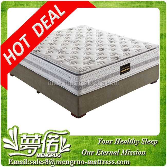 memory foam Encased Pocket Coil Mattress