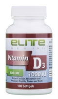 vitamin D 1000 elitemed