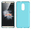 clear Transparent soft mobile phone case for Lenovo K8 tpu back cover