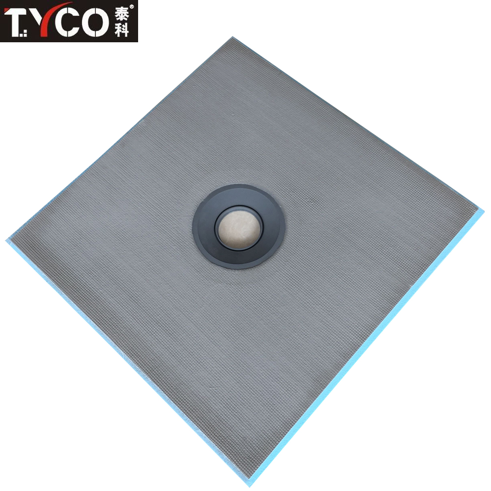 Tile able shower tray shower base direct sale deep shower drain boards