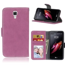 Fashion Retro Scrub PU Leather Case For LG Google Nexus 5 E980 D820 Cover Cases Card Slots Wallet