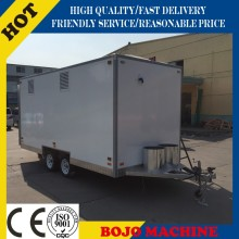 FV-45 china food trailers/mobile food kiosk catering trailer/towable food trailer for sale