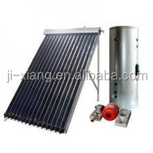 Split Pressure Bearing Solar water Heater For small house flat roof