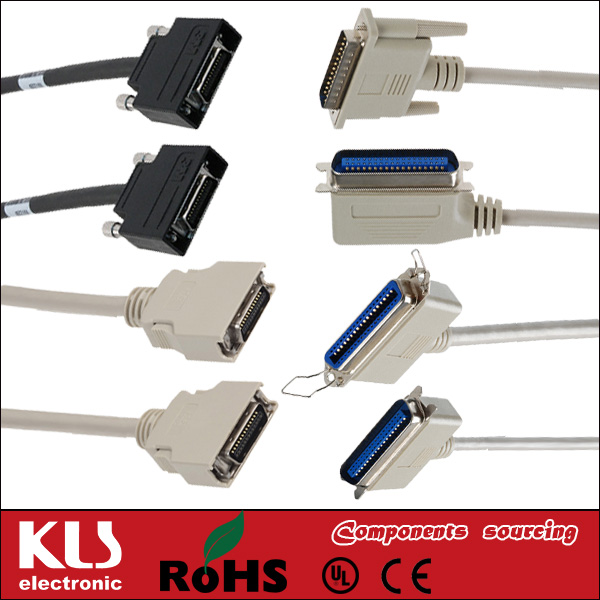 Good quality obdii db15 cable UL CE ROHS 209 KLS