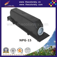 (CS-CNPG15) compatible toner cartridge for Canon NP7160 - NP7164 NP7210 NP7214 TG-15 TG15 TG 15 CEXV 6 BK (7K pages)