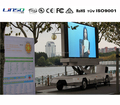 Hot sell Outdoor Mobile P10 FulL Color LED Video Wall Trailer