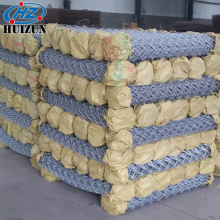 American market hot sale galvanized chain link fence fabric