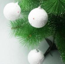 2016 Hot Selling Custom Cheap Christmas polyfoam balls decoration for stage