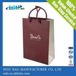 Advertising Gift Paper Bag For Promotion