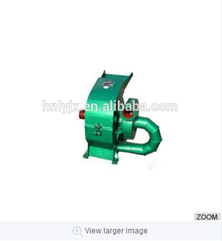 High efficiency animal feed hammer mill/poultry feed crusher