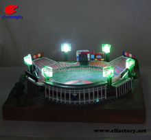 Mini stadium model/figure/statue as souvenir