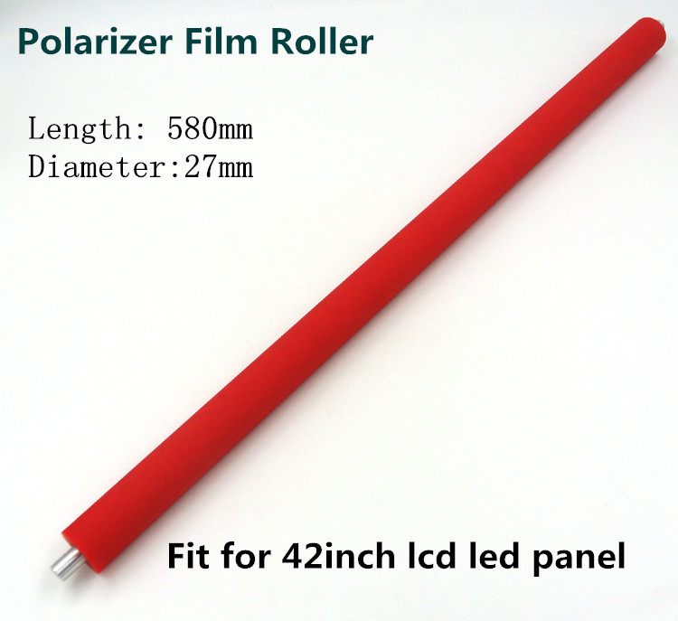 42inch polarizing plate tool Polarizing film roller for lcd led panel screen