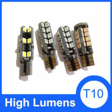 12V/24 T10 2835 SMD Canbus Auto LED Bulb, Auto Light 194 T10 LED Canbus, auto 24 Volt t10 led bulb light