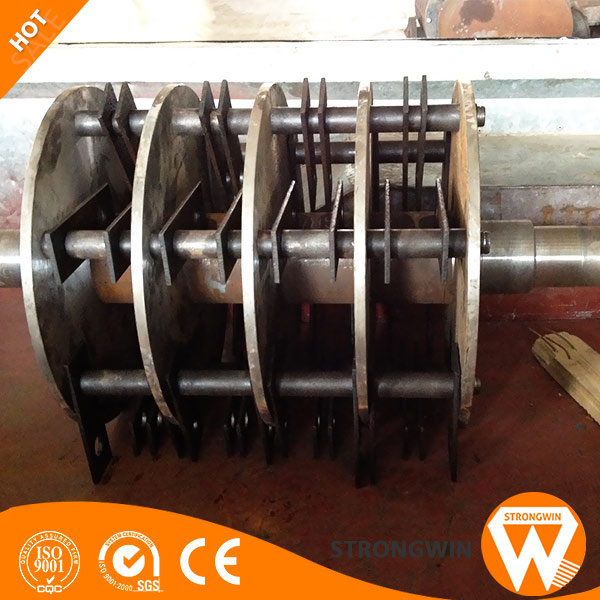 Henan Strongwin manual animal feed chopping machine for making chicken feed