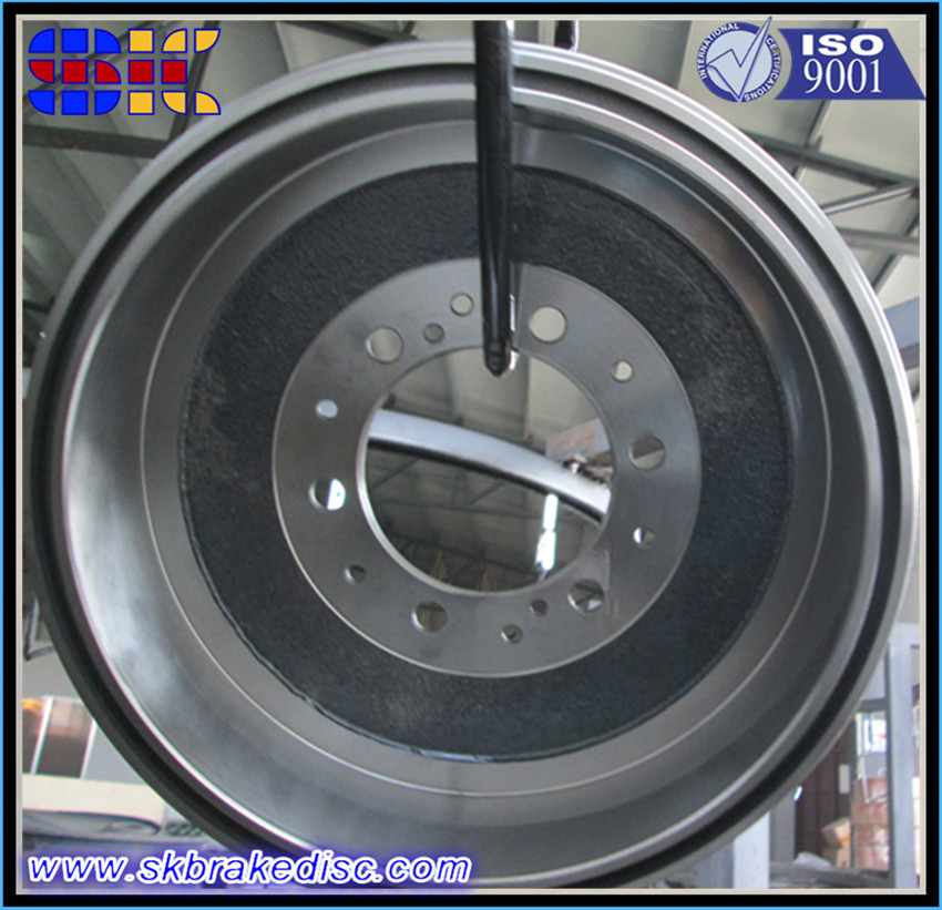 brake drum used for heavy truck used parts Brake Drums