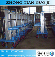 8m aluminum personnel hydraulic lift