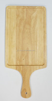 Factory direct selling! OAK wood wooded rectangle pizza plate