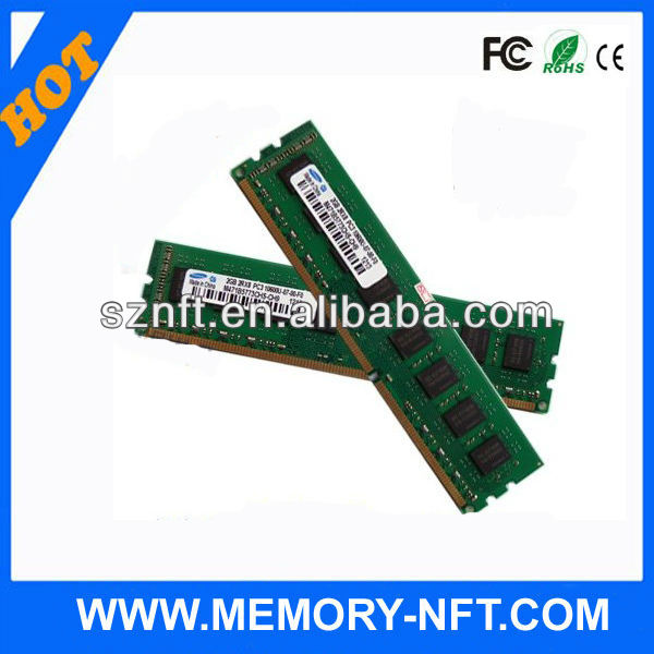 PC2 5300 DDR2 667MHZ 1GB LONGDIMM 1.8V fit for intel motherboard