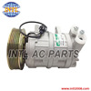 Zexel DKS-17CH for NISSAN PATHFINDER /PATROL GR II Wagon/TERRANO price air conditioning Compressor