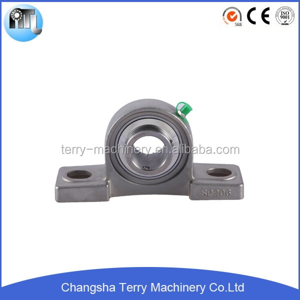 SUCP211 stainless steel pillow block ball bearing for engineering machinery Mounted Bearings