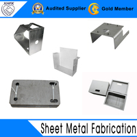 2016 China factory OEM sheet metal machinery parts punching stamping