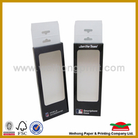 paper box for mobile phone, cell phone case paper box supplier in Dongguan