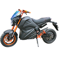 Full Size Sport Racing Faster Speed Electric Motorcycle