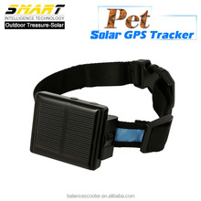 GPS/LBS/WIFI Accurate Positioning IP67 Waterproof Solar GPS Tracker with Geo-fence Alarm Tracking Solar Panels