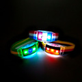 2018 Hot popular National Flag Led Bracelet For World Cup