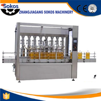 Oil Filling Machine For Full Automatic