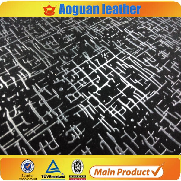 PVC Leather for album making leather materials for photo book covers