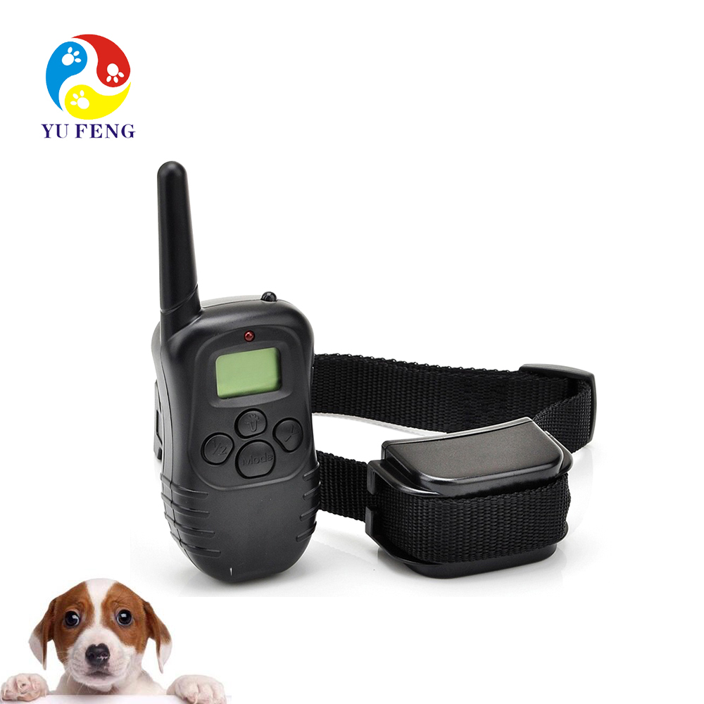 Amazon Top Seller 2017 998DR Rechargable Remote Control Dog Training Collar Pet Product