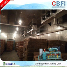 Attractive price cleanning cold room for fruit