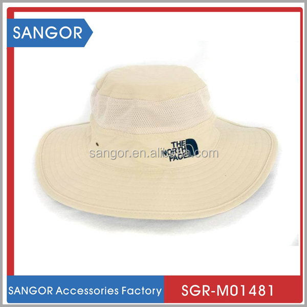 Top quality professional pure wool felt outdoor hat