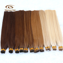 Aliexpress China Factory Wholesale 0.8g Fusion Hair Keratin Hair Extension Healthy I Tip Hair