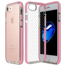 Mobile Phone Protector Clear TPU Case for iPhone 7