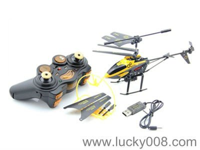 3.5CHANNEL RC HELICOPTER WITH LIGHT 6-8min flight time long playing distance