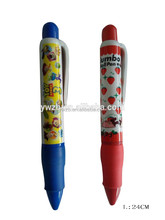 2015 school supply plastic stationery gift pen promotion /advertising pen