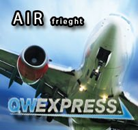Air freight: China to USA : Door to Door, Same Day