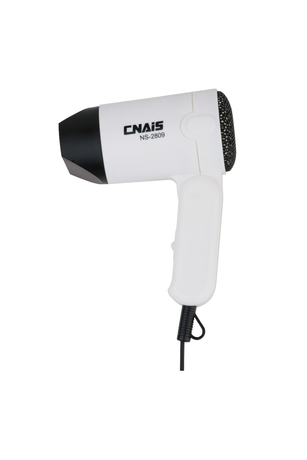 Potable use and easy taking car use hair dryer