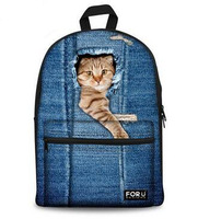 2016Canvas Fabric Pet Carrier Bag, Cat Bag Carrier,Pet Backpack