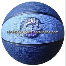 12 panels Basketball With PVC/PU/Leather material