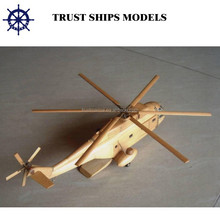 Wooden latest airplane model for sale